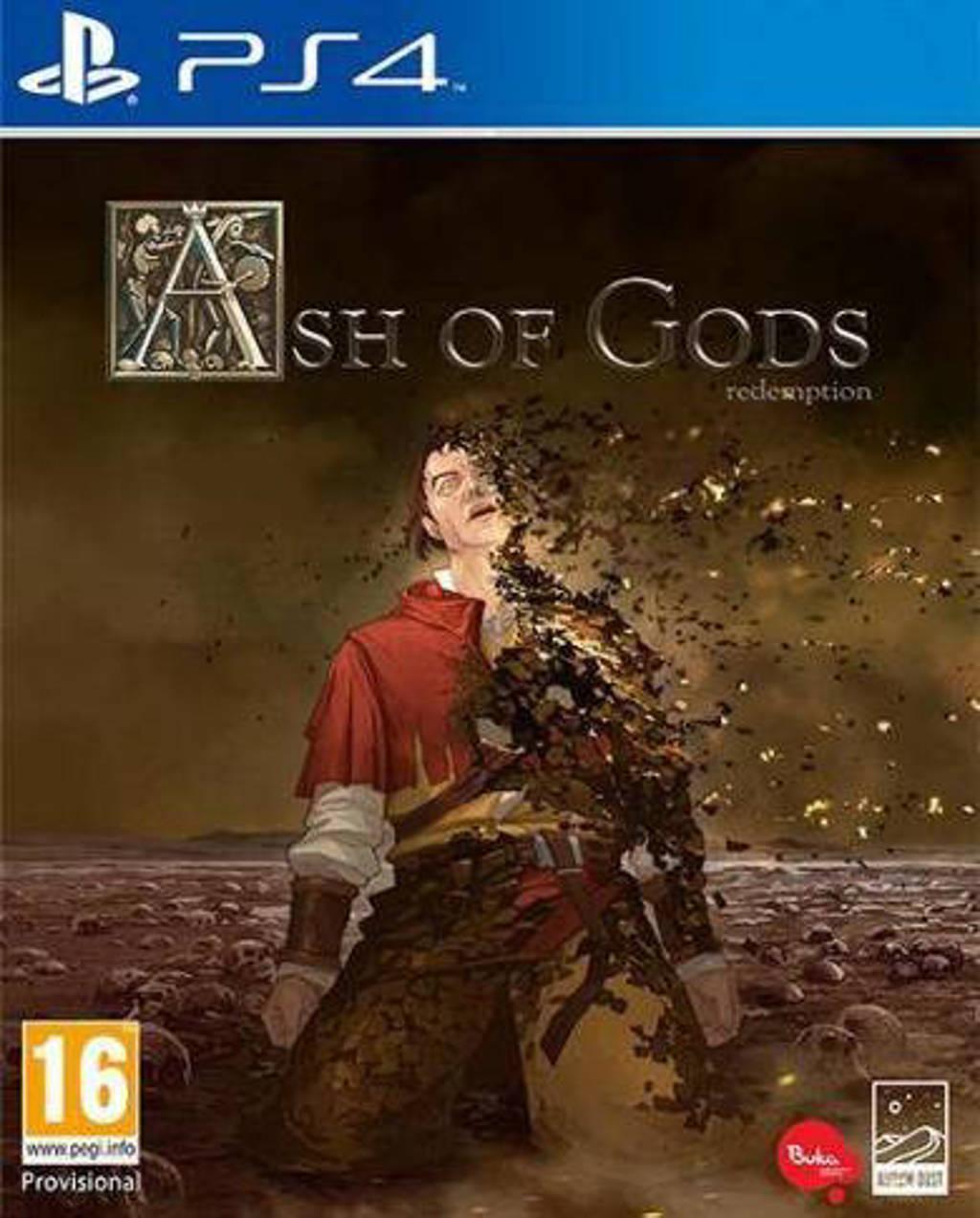 Ash of Gods - Redemption (PlayStation 4)