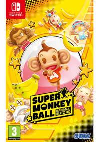 Super Monkey Ball Banana Blitz HD (Day One edition) (Nintendo Switch)