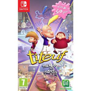 Titeuf- Mega party (Nintendo Switch)