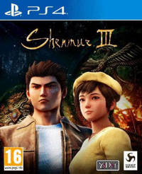 Shenmue 3 (Day One edition) (PlayStation 4)