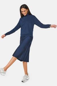 WE Fashion sweater donkerblauw, Donkerblauw