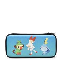 Hori Nintendo Switch consolehoes Pokémon Sword / Shield, Rood/blauw