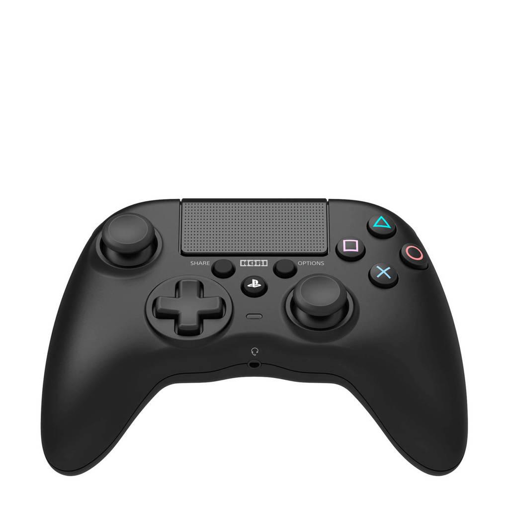 Hori draadloze PS4 controller, Zwart
