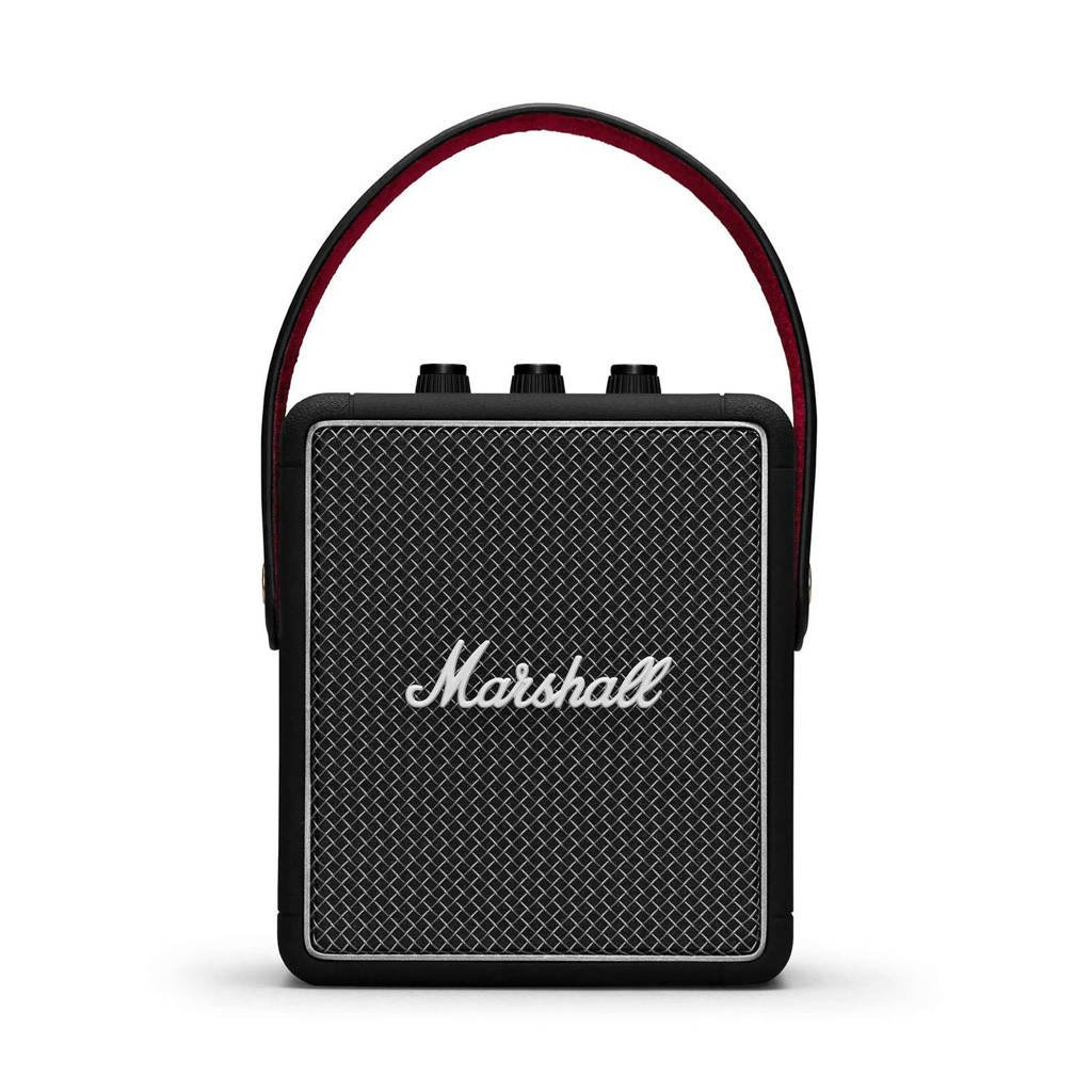 Marshall Stockwell II  Bluetooth speaker, Zwart