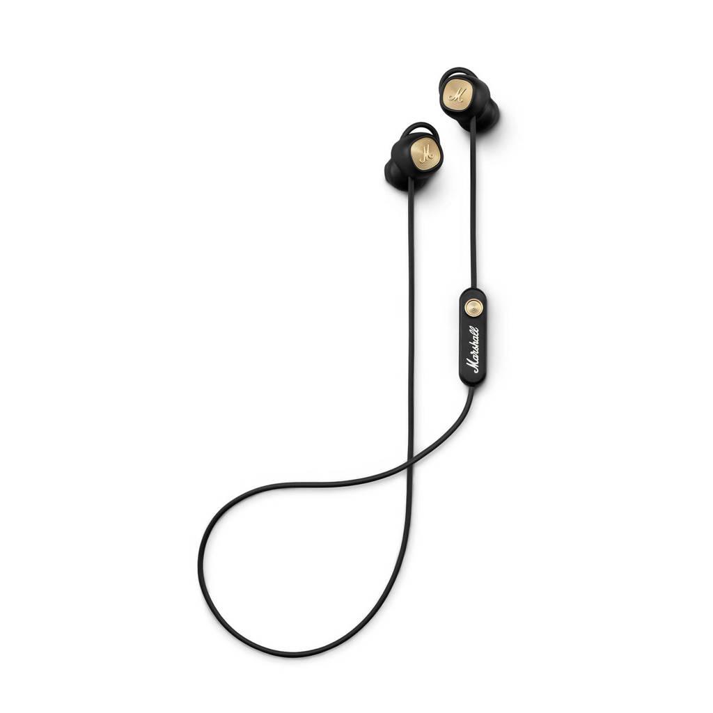 Marshall Minor II Bluetooth oortjes, Zwart