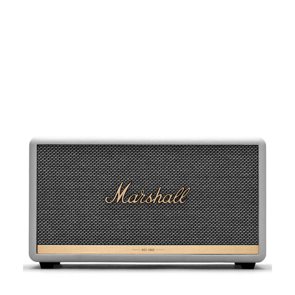 Marshall STANMORE II BT W  Pine Green Bluetooth speaker, Wit