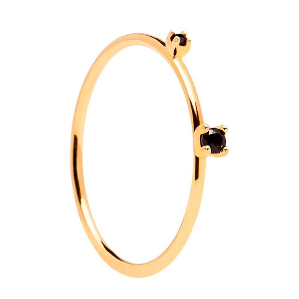 P D Paola ring AN01-131 goud, Goudkleurig