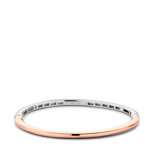 TI SENTO Milano 2889SR Rosékleurig zilveren Armband 60 mm
