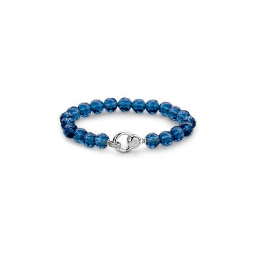 TI SENTO Milano 2866DB Armband met blauwe kralen
