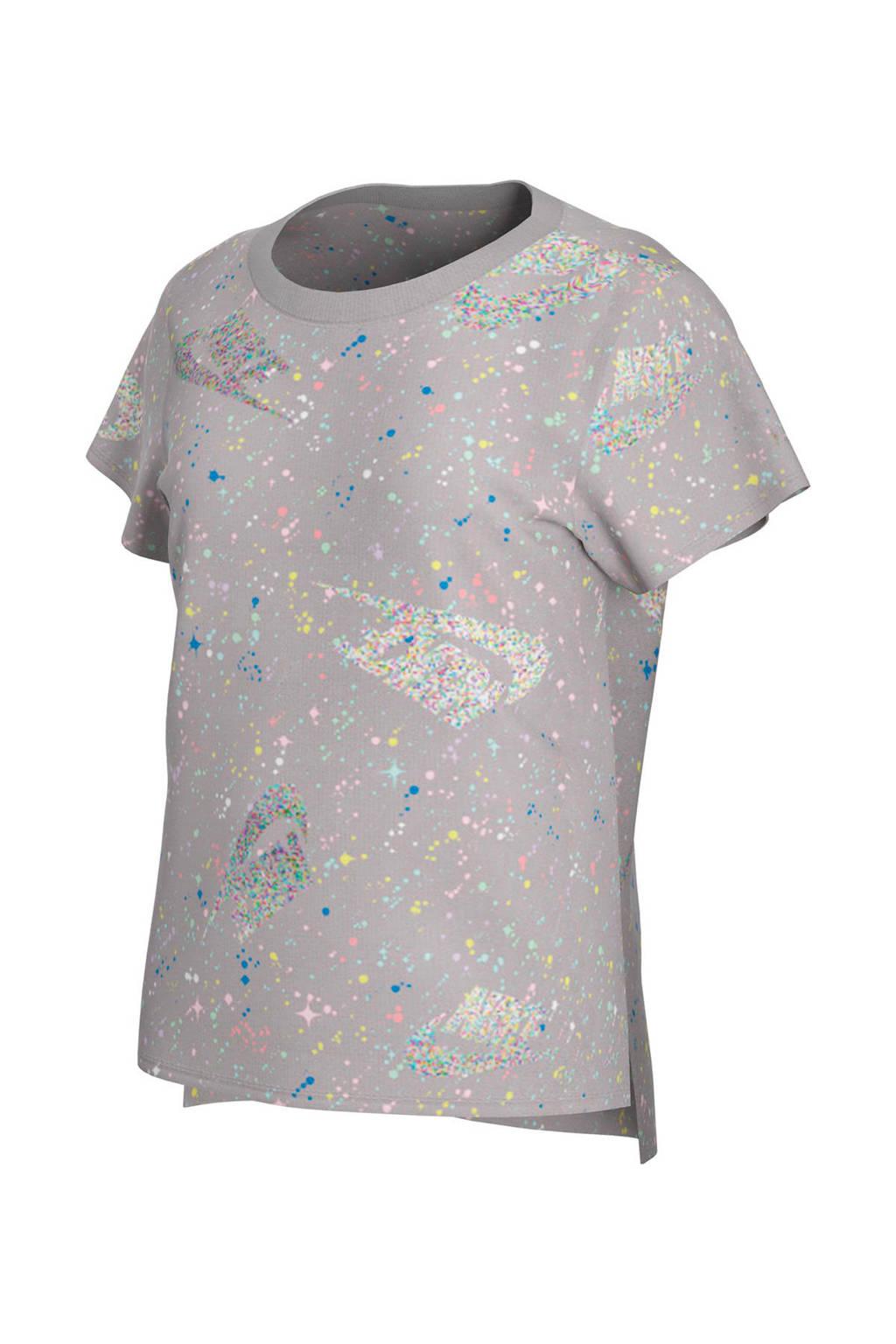Nike T-shirt grijs, Grijs