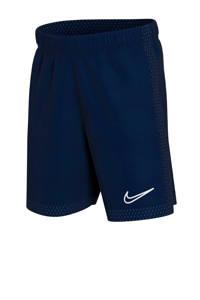 Nike   voetbalshort donkerblauw, Donkerblauw