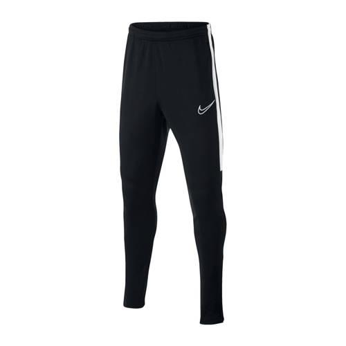 Nike Junior voetbalbroek zwart/wit