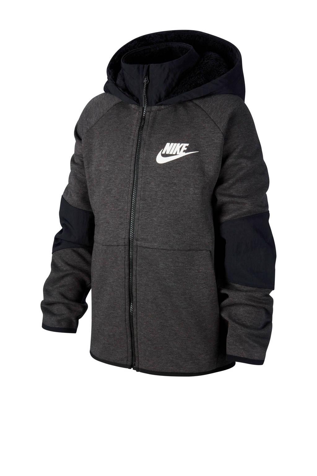 Nike Tech Fleece vest antraciet, Antraciet