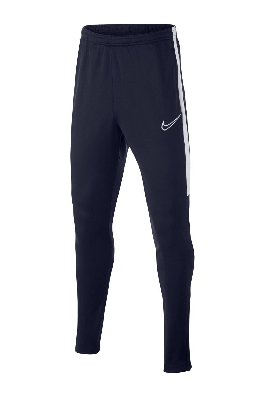 Nike Junior  voetbalbroek donkerblauw, Donkerblauw