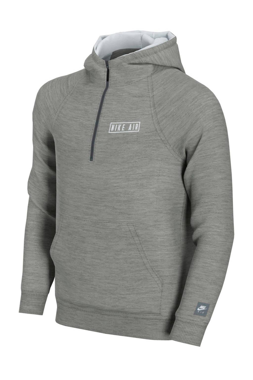 Nike   Air hoodie grijs, Grijs