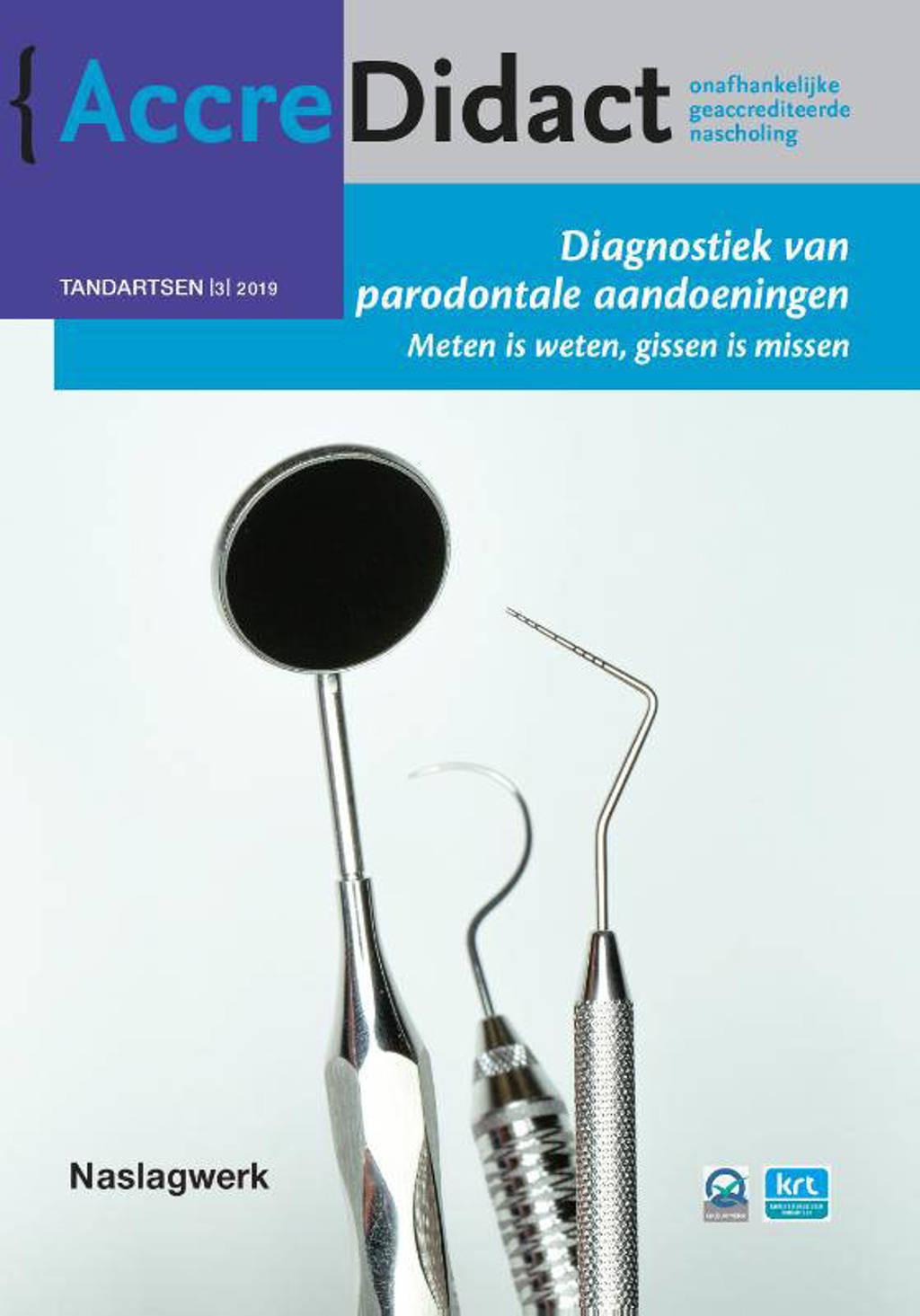 AccreDidact: Diagnostiek van parodontale aandoeningen - Fridus van der Weijden