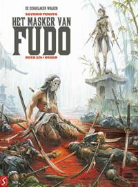 Het masker van Fudo: Regen boek 2/4 - Saverio Tenuta