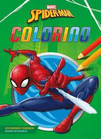 Spider-Man Colorino kleurblok