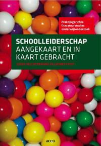 Praktijkgerichte literatuurstudies onderwijsonderzoek: Schoolleiderschap aangekaart en in kaart gebracht - Geert Kelchtermans en Liesbeth Piot