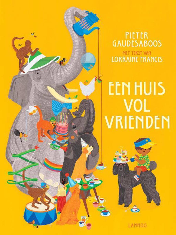 Een huis vol vrienden - Pieter Gaudesaboos en Lorraine Francis
