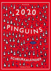 Pinguin Scheurkalender 2020 - Wasco