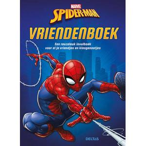Spider-man vriendenboek