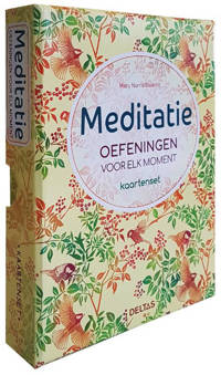 Meditatie oefeningen voor elke dag - Kaartenset - Mary NurrieStearns