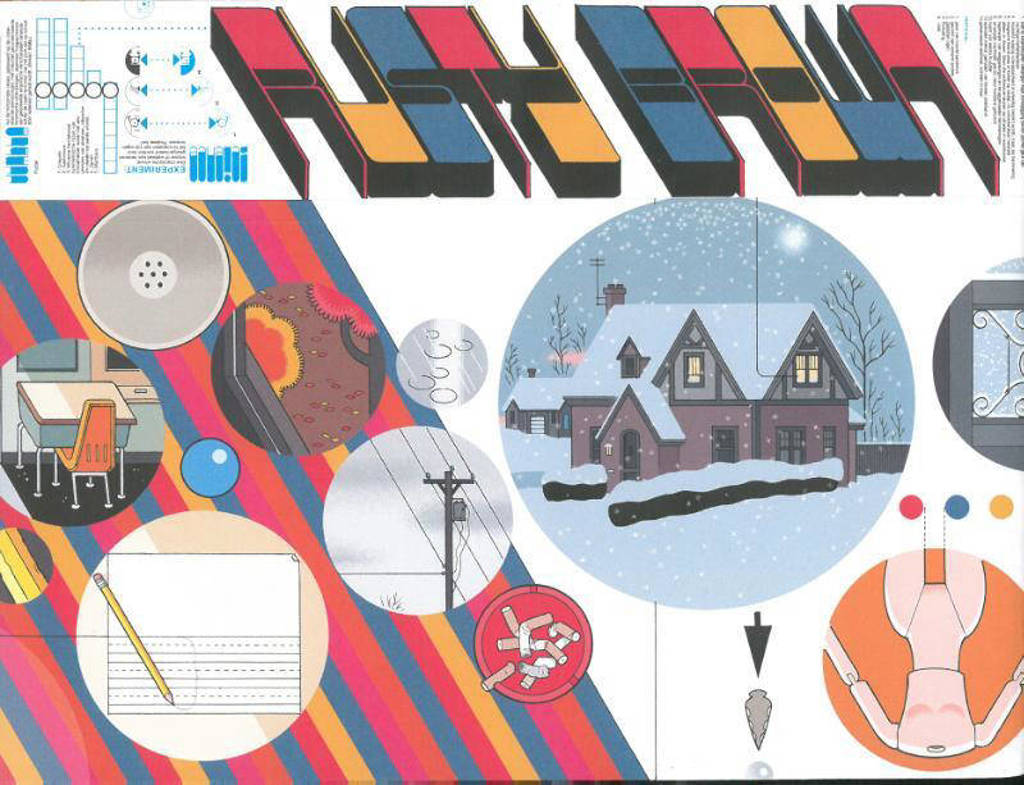 Rusty Brown - Chris Ware
