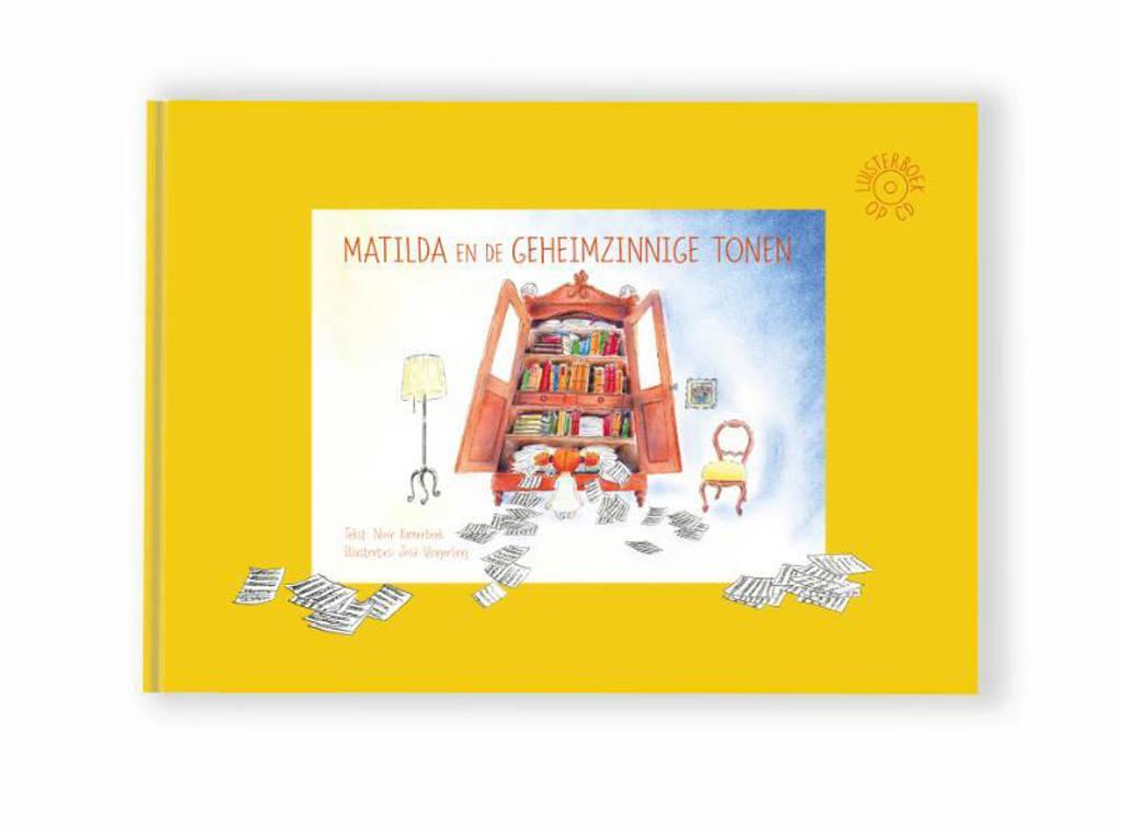 Matilda en de Geheimzinnige Tonen - Noor Kamerbeek