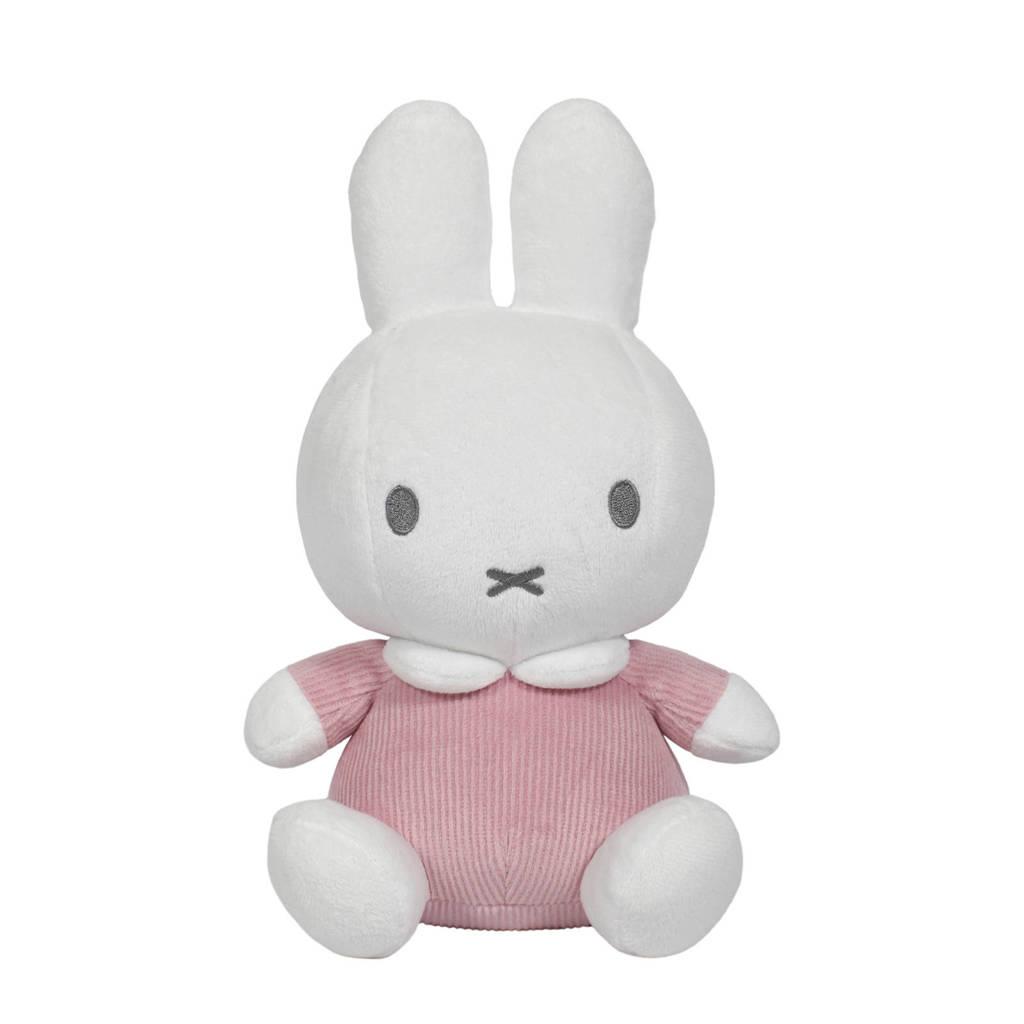 nijntje pink baby rib knuffel 20 cm