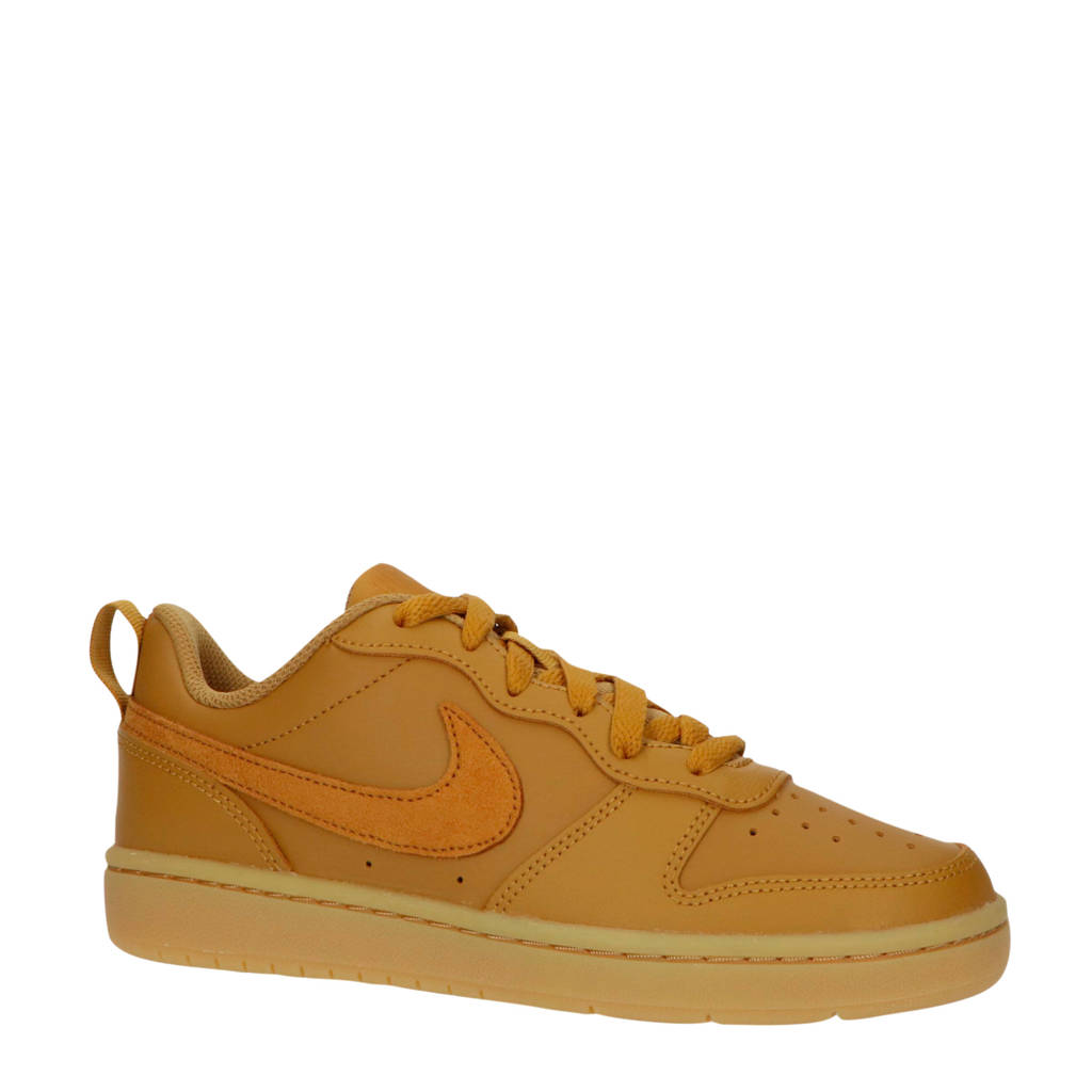 Nike Court Borough Low 2 sneakers camel, Camel