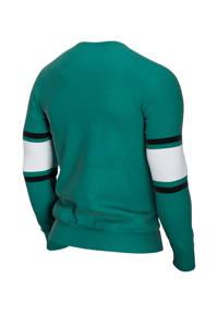 Nike   Air sportsweater groen/wit, Groen/wit/zwart