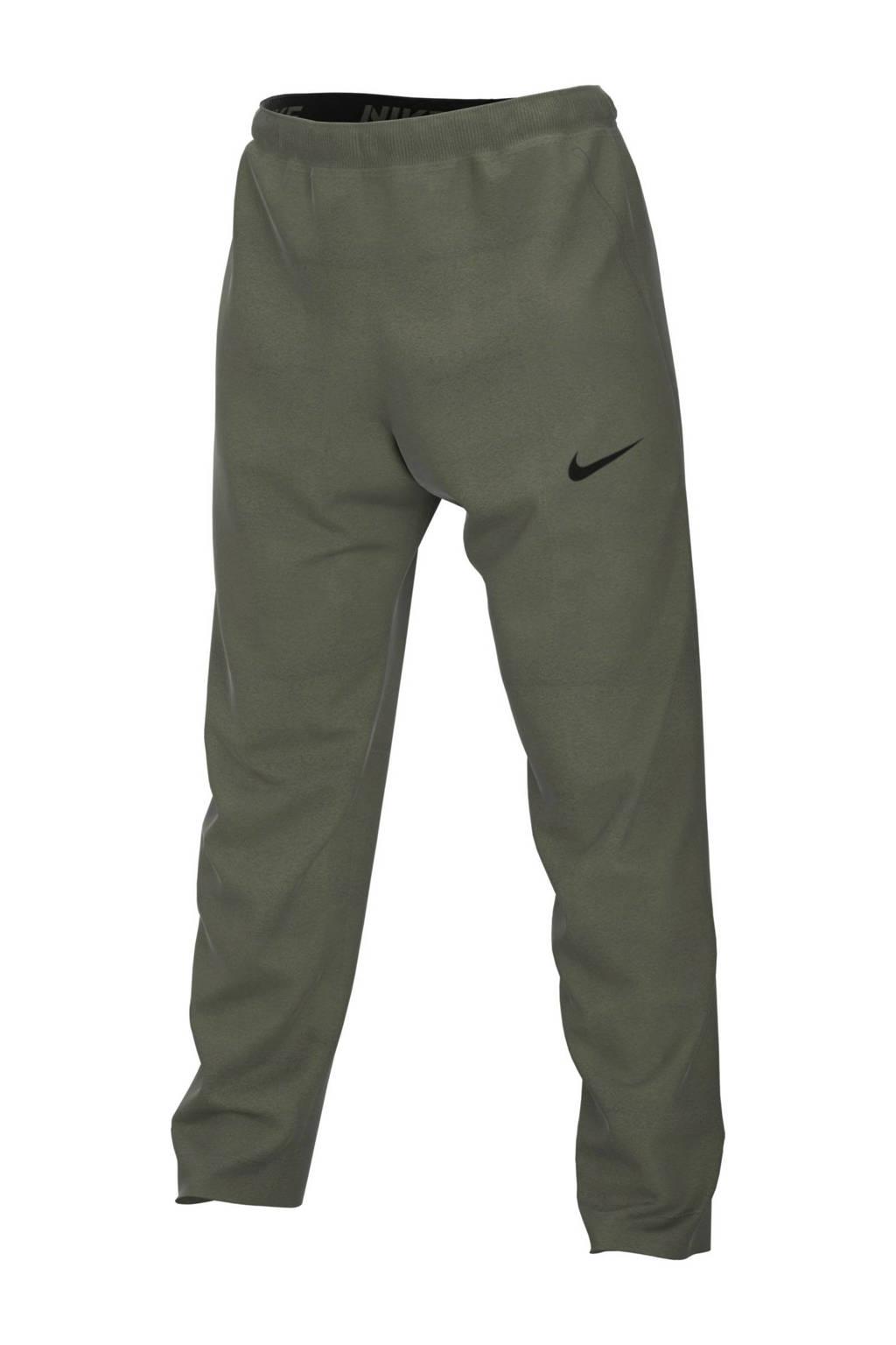 Nike   thermo sportbroek kaki, Kaki