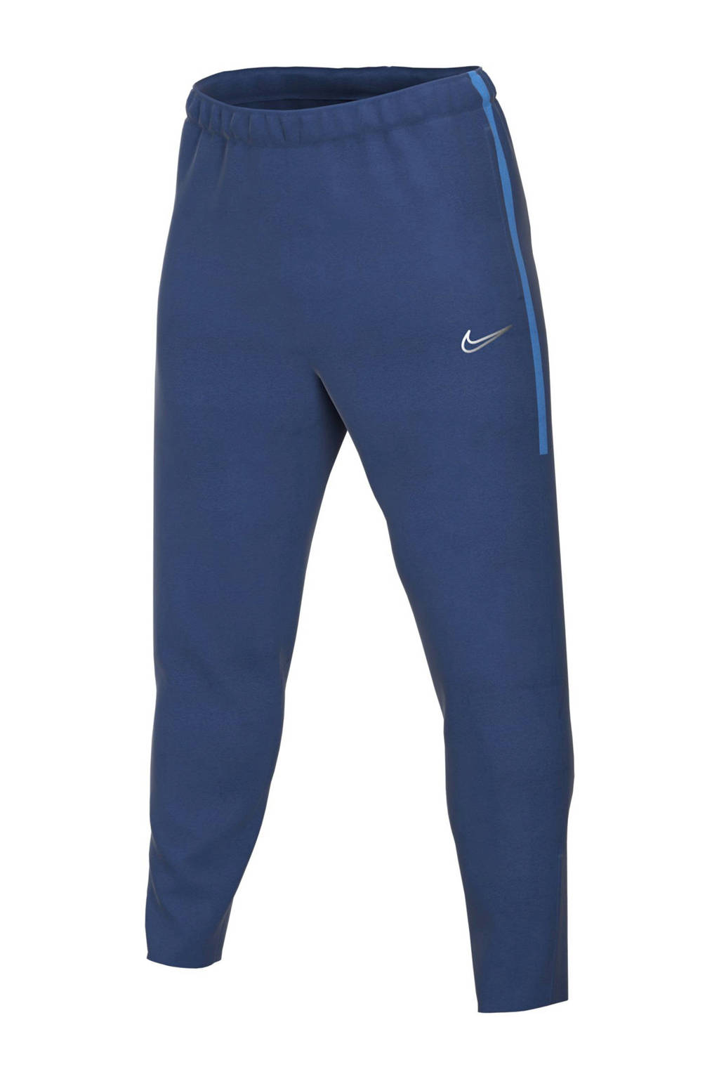 Nike   thermo sportbroek blauw, Blauw