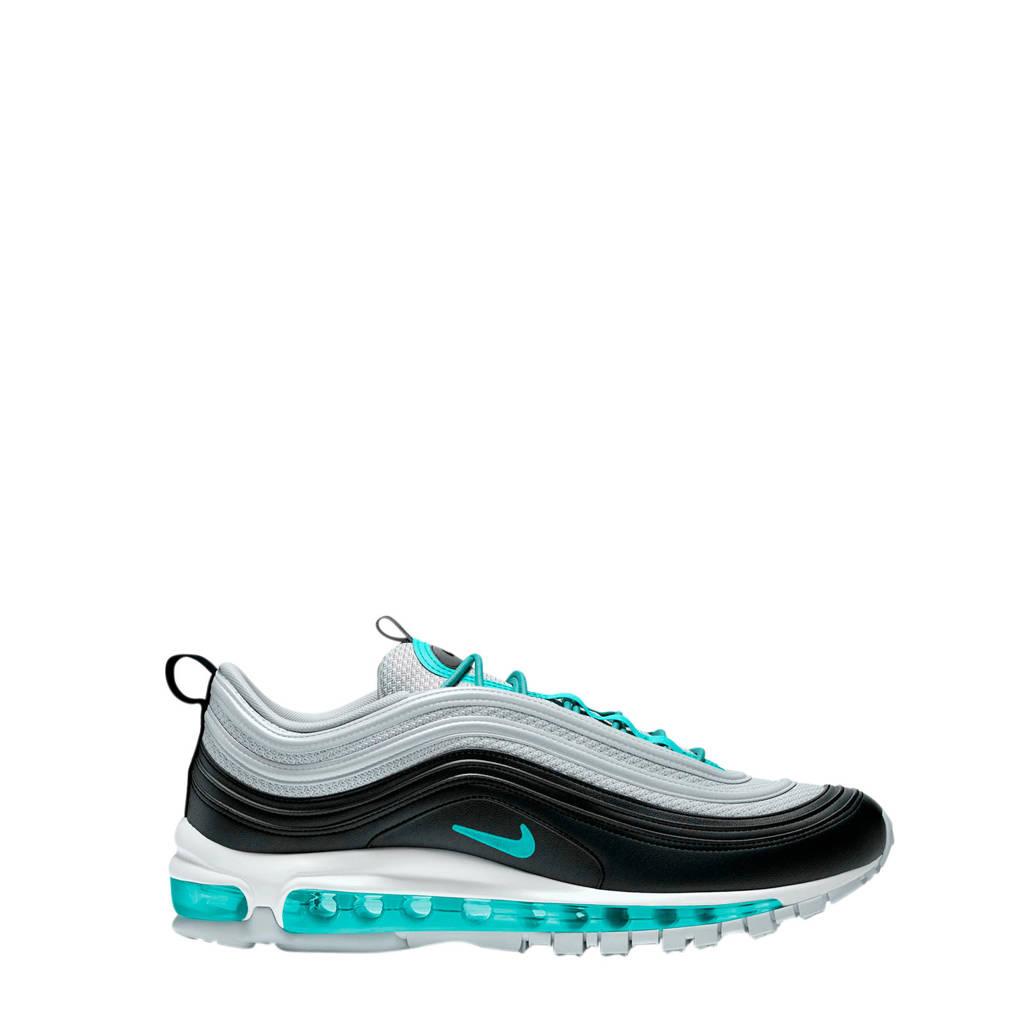 Nike Air Max 97 sneakers grijs/zwart/blauw, Grijs/zwart/blauw