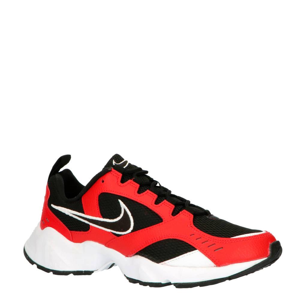 Nike  Air Heights sneakers zwart/rood, Zwart/rood