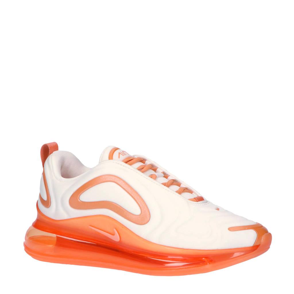 Nike Air Max 720 SE sneakers zwart/roze, Wit/oranje
