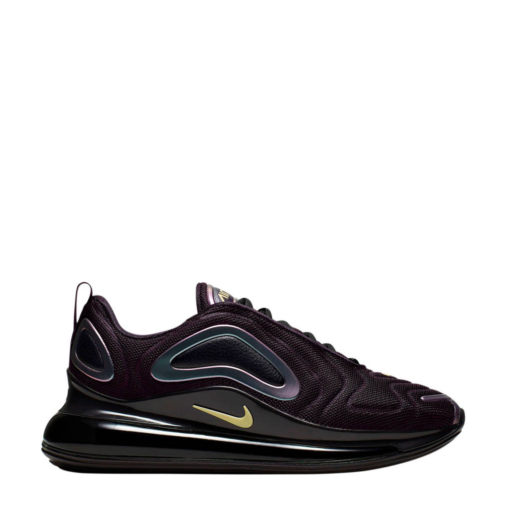 Nike Air Max 720 sneakers zwart/roze, Zwart/roze