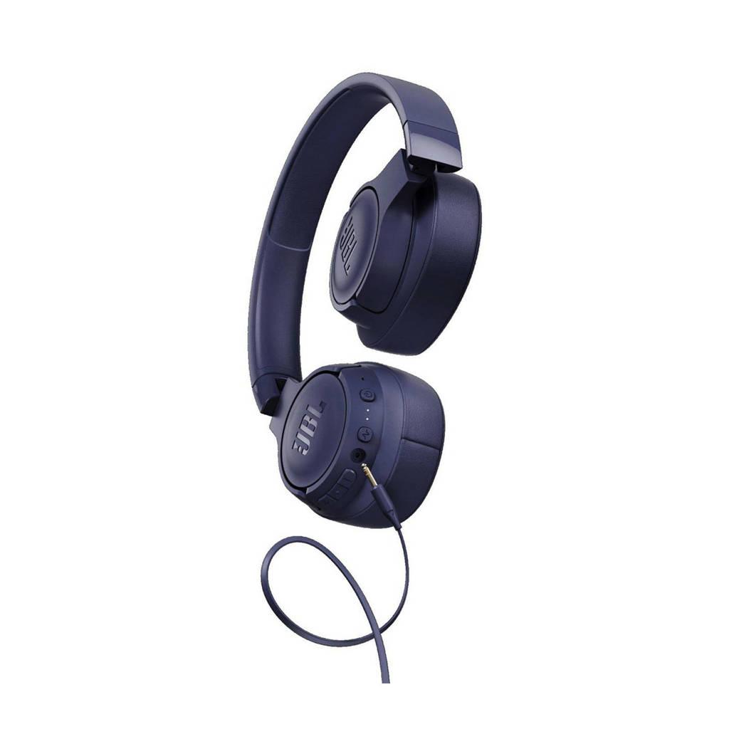 JBL TUNE750BTNC Bluetooth over-ear koptelefoon, Blauw