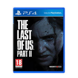 The Last of Us Part II Standaard Editie (PlayStation 4)