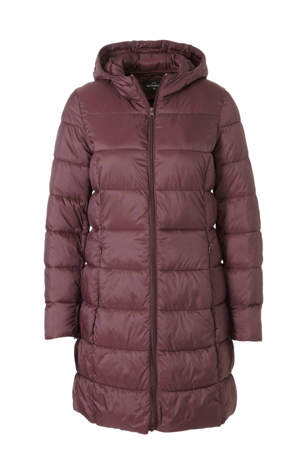 C&A Yessica parka paars, Paars