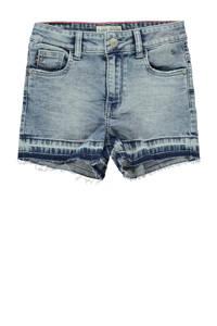 Cars jeans short Hawa blauw, Blauw