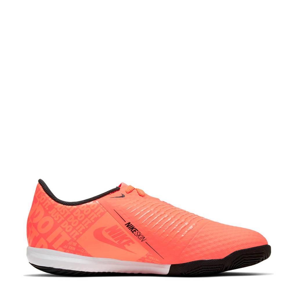 Nike Phantom Venom Academy IC Jr zaalvoetbalschoenen ora, Oranje/wit