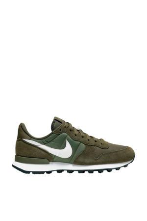 Internationalist  sneakers kaki/wit