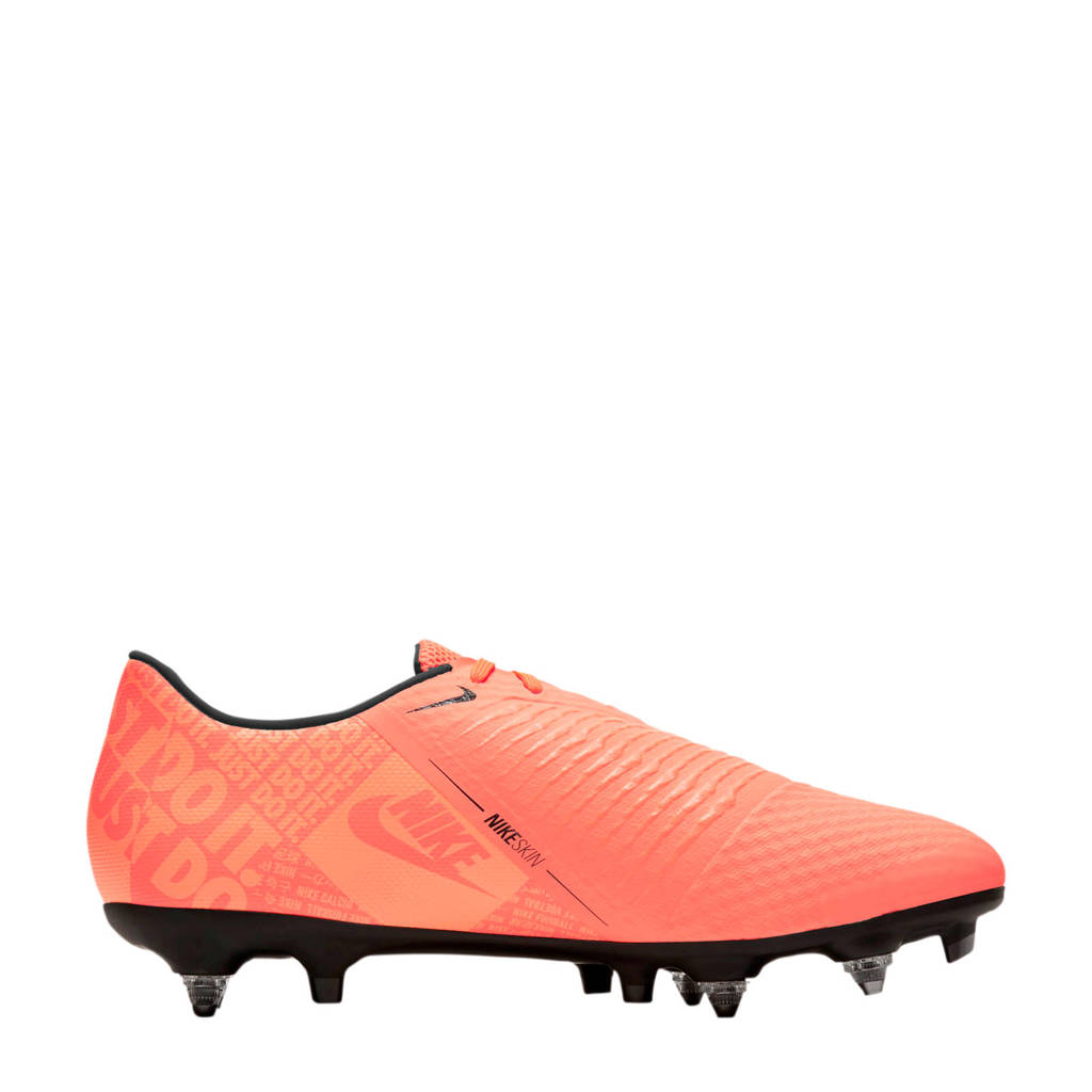 Nike Phantom Venom Academy AG voetbalschoenen oranje/wit, Oranje/wit