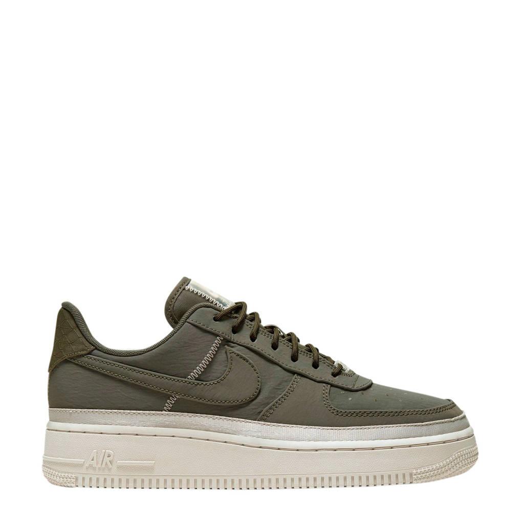 Nike Air Force 1 '07  sneakers kaki, Kaki
