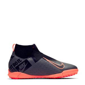 Phathom VSN Academy DF/TF Jr. voetbalschoenen zwart/oranje
