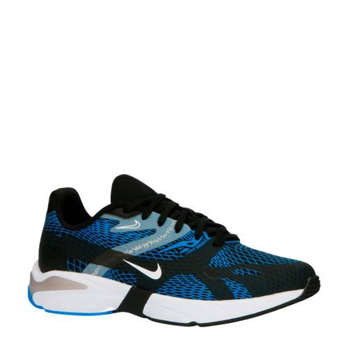 Nike Ghoswift sneakers zwart/grijs/blauw