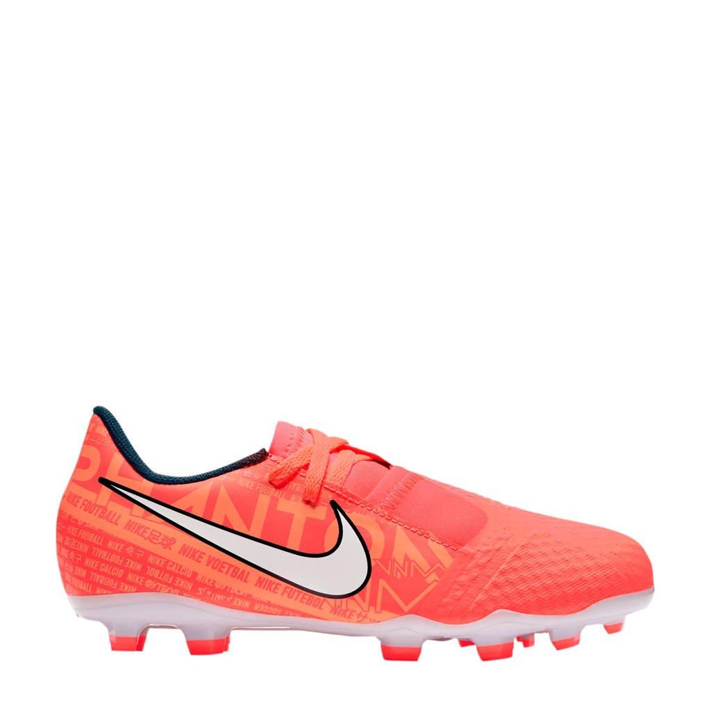 Nike Phantom Venom Academy AG Jr voetbalschoenen oranje/wit, Oranje/wit