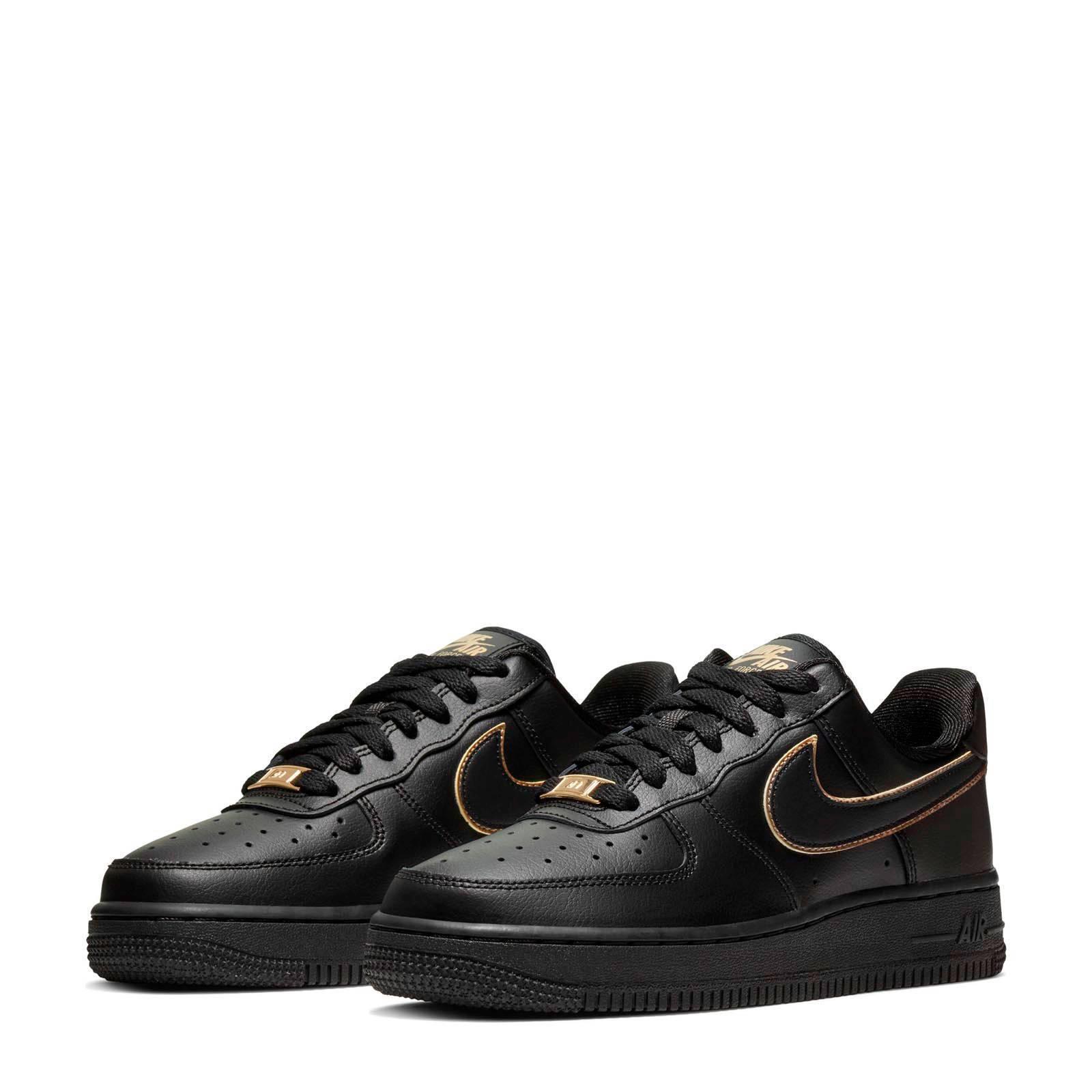 Nike AIR FORCE 1 '07 Essential sneakers zwart   wehkamp
